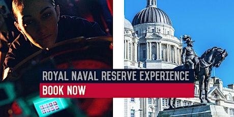 Royal Naval Reserve Experience – HMS Eaglet, Liverpool – 04/03/2020 tickets