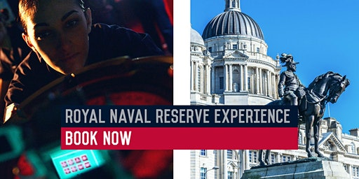 Royal Naval Reserve Experience – HMS Eaglet, Liverpool – 04/03/2020