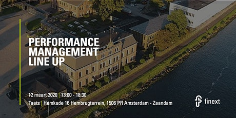 Performance Management Line Up 2020 tickets