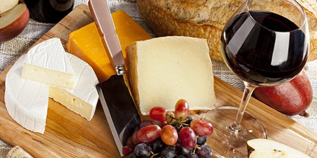Cheese & Wine Networking Evening in association with MENTA tickets