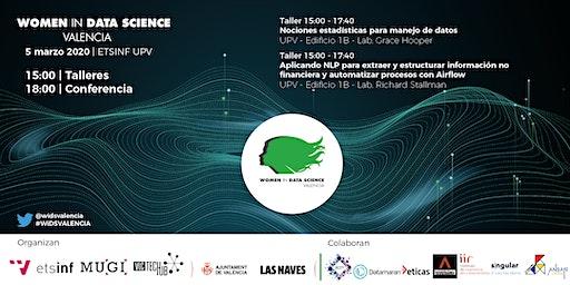 Women in Data Science Valencia 2020
