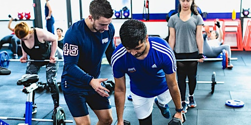 F45 Technique master class with Mike