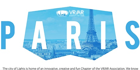 VR AR Association France Meetup tickets