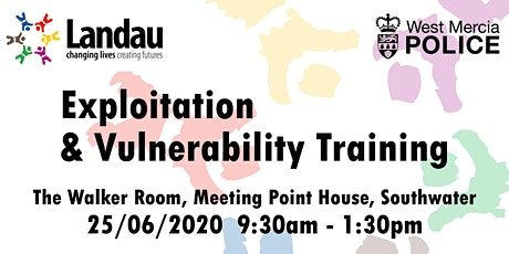Landau Exploitation & Vulnerability Training tickets