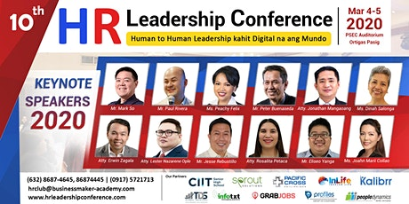 10th HR Leadership Conference tickets