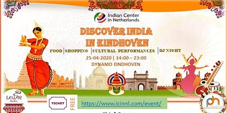 Discover India In Eindhoven tickets