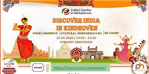 Discover India In Eindhoven