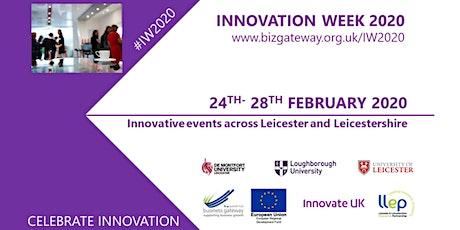 Innovation Week Special - Innovation Friday  tickets