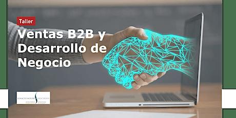 Cómo Prospectar y Captar Clientes B2B a través de Canales Digitales-Coruña entradas