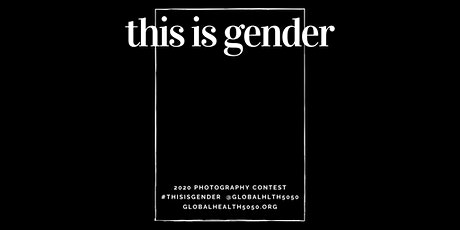This is gender, exhibition reception tickets