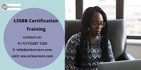 LSSBB Certification Training in Billings, MT, USA tickets