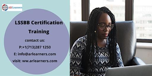 LSSBB Certification Training in Bridgeport, CT, USA
