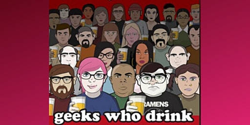 Trivia Tuesday @ Thirsty Bay Hosted by Geeks Who Drinks