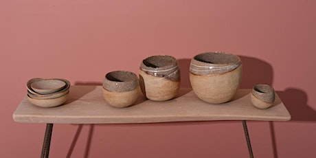 Pottery Hand Building Workshop at Irene & Edith tickets
