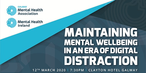 Maintaining Mental Wellbeing in an Era of Digital Distraction