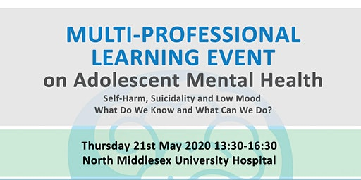 Multi-Professional Learning Event on Adolescent Mental Health