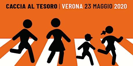 Caccia al tesoro per grandi e piccini a Verona biglietti