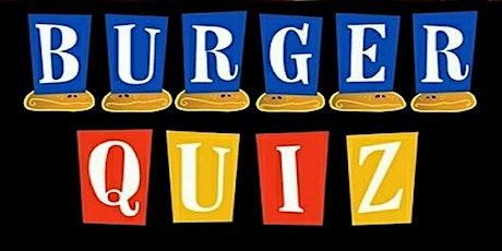 Burger Quiz #8 billets