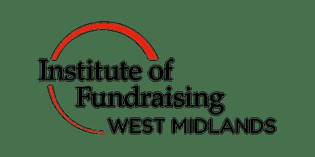 Maximising Media for Charities tickets