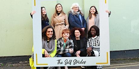 The Self Strides photowalk with @MissGingerFreckles  tickets