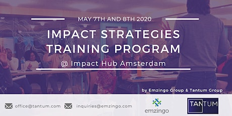 Impact Strategies Training Program tickets