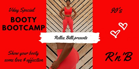 V day Special Booty Bootcamp  tickets
