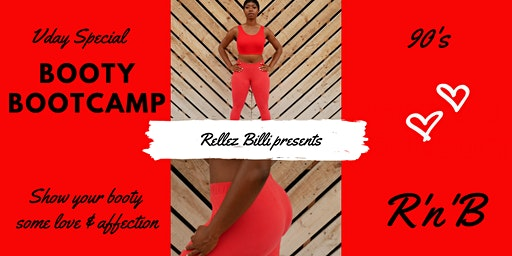 V day Special Booty Bootcamp