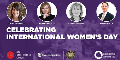 Celebrating International Women's Day tickets
