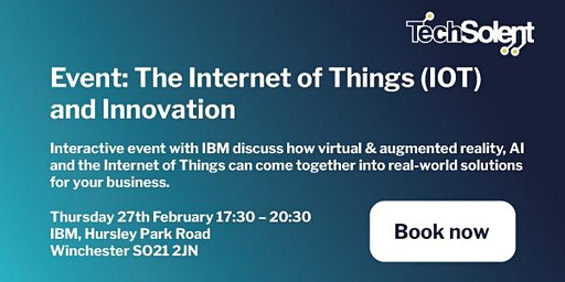 IoT and Innovation with IBM