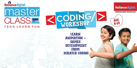 Free Animation and Game Development Workshop-Udaipur tickets