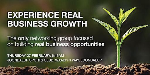 BNI Beyond Property Networking Breakfast (27 FEBRUARY)