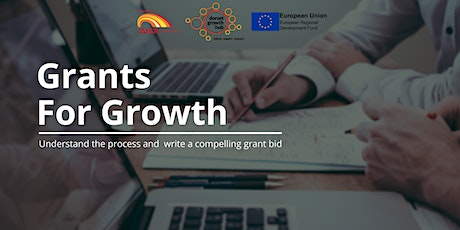 Grants For Growth: how to apply - Wimborne  - Dorset Growth Hub tickets