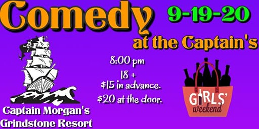 Comedy at the Captain's