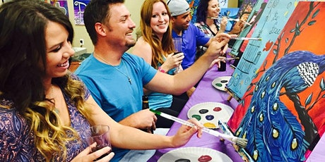 Paint and Sip Party Jesmond St.Georges Church Hall tickets