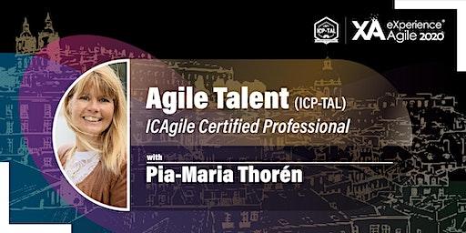 Agile Talent (ICP-TAL)®