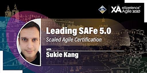 Leading SAFe® - with SAFe® 5 Agilist certification