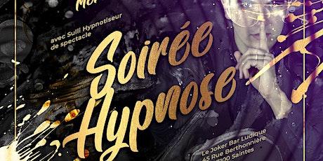 Soirée Hypnose de Spectacle au JOKER ! billets