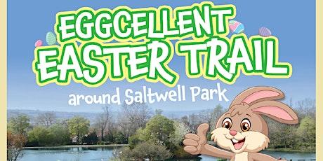Saltwell Park's Eggcellent Easter Trail tickets