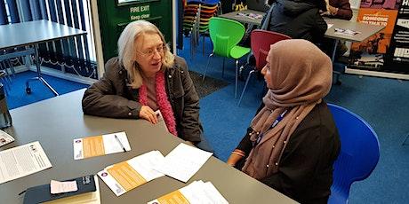 Volunteering Opportunities tickets