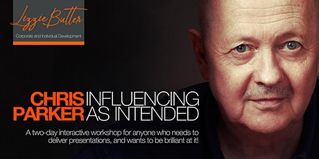 Influencing As Intended - Presentations and You tickets