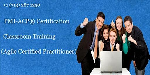 PMI-ACP Classroom Certification Training in Al-Khobar