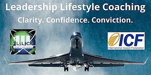 Leadership Lifestyle ICF Coaching Training Seminar