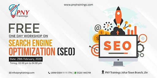 Free One Day Workshop on Search Engine Optimization