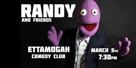 Ettamogah Comedy Club with Randy and friends tickets