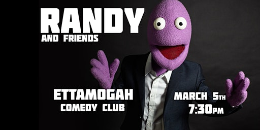 Ettamogah Comedy Club with Randy and friends