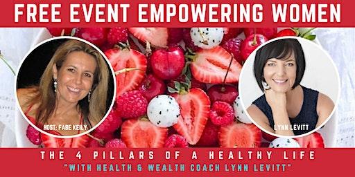 FREE HEALTH & WELLNESS EVENT EMPOWERING WOMEN