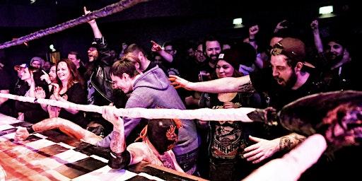 The Rock n Roll Wrestling Bash Saarbrücken