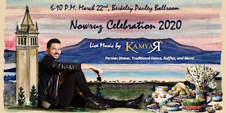 Nowruz Celebration 2020 tickets