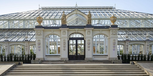 Party in the world's greatest glasshouse