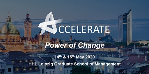 Accelerate@HHL 2020 - Power of Change
